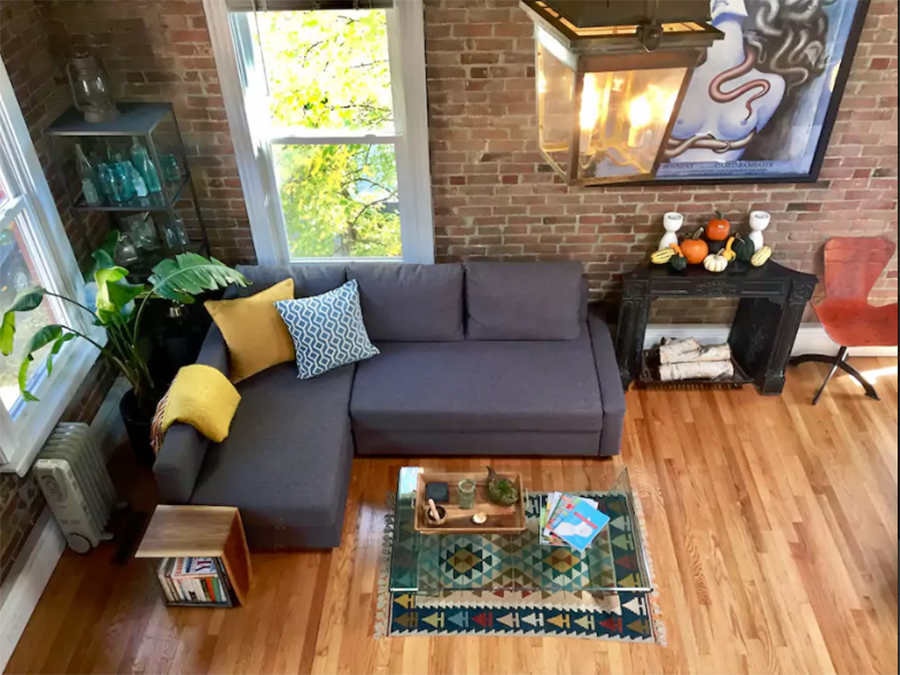 airbnb boston