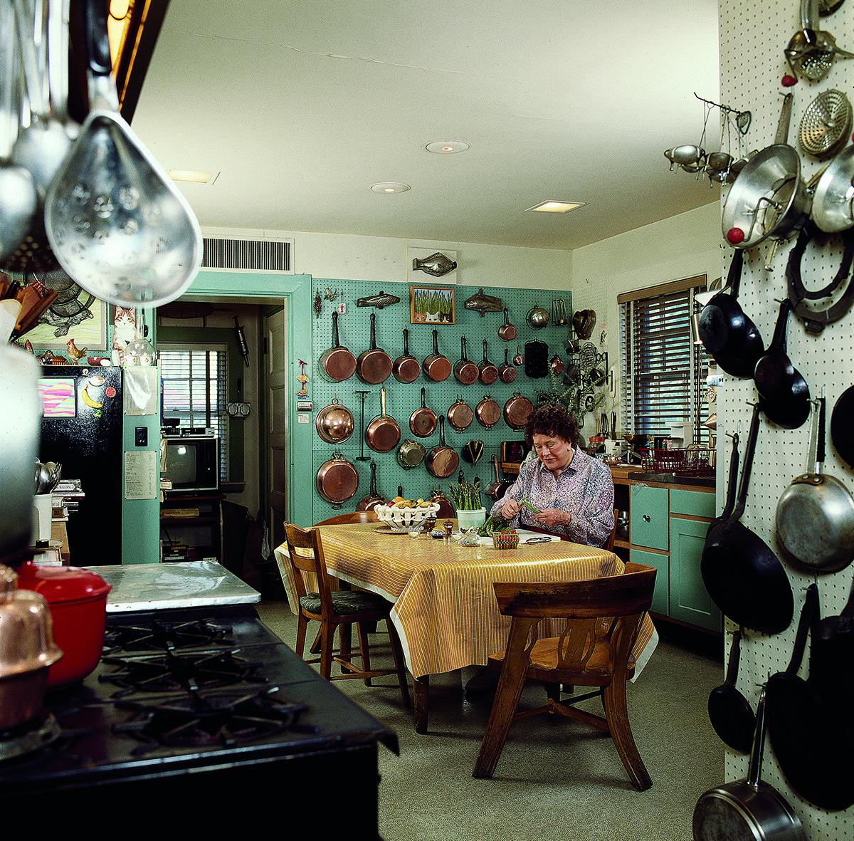 New Book Applies Julia Child's Insights To Modern Kitchen