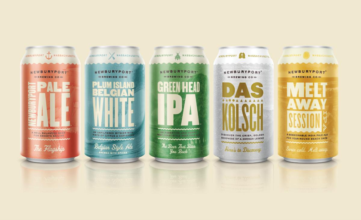 Newburyport Brewing Company.