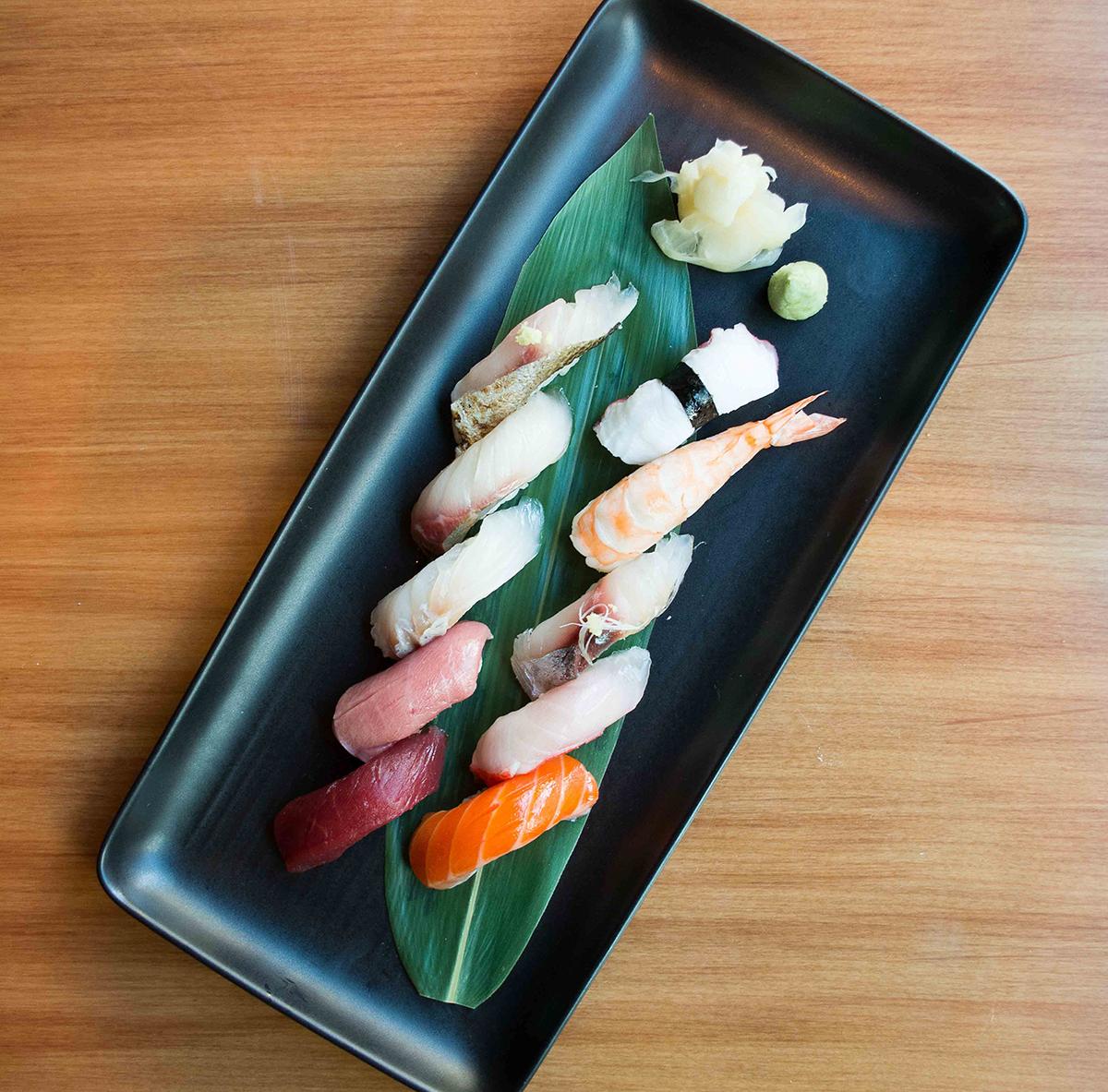 Pabu sushi
