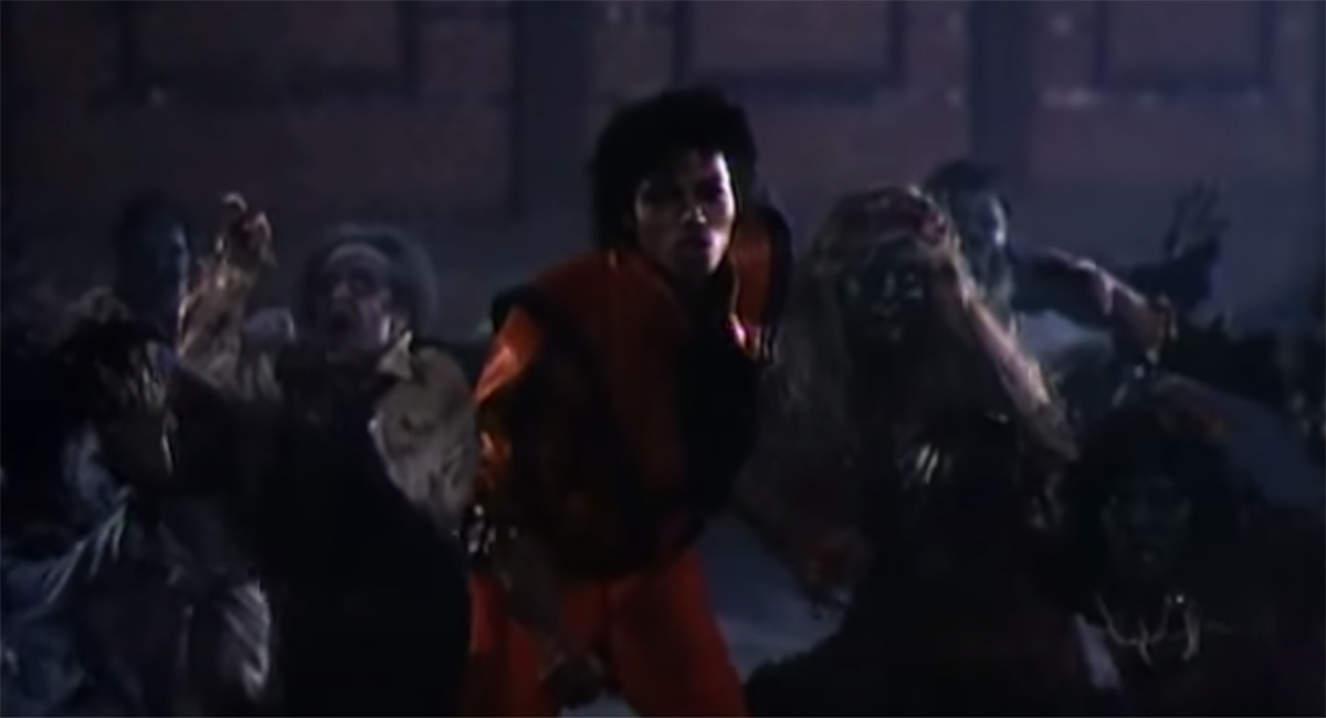Learn Thriller Dance -- Part 5 of 40 clips - YouTube