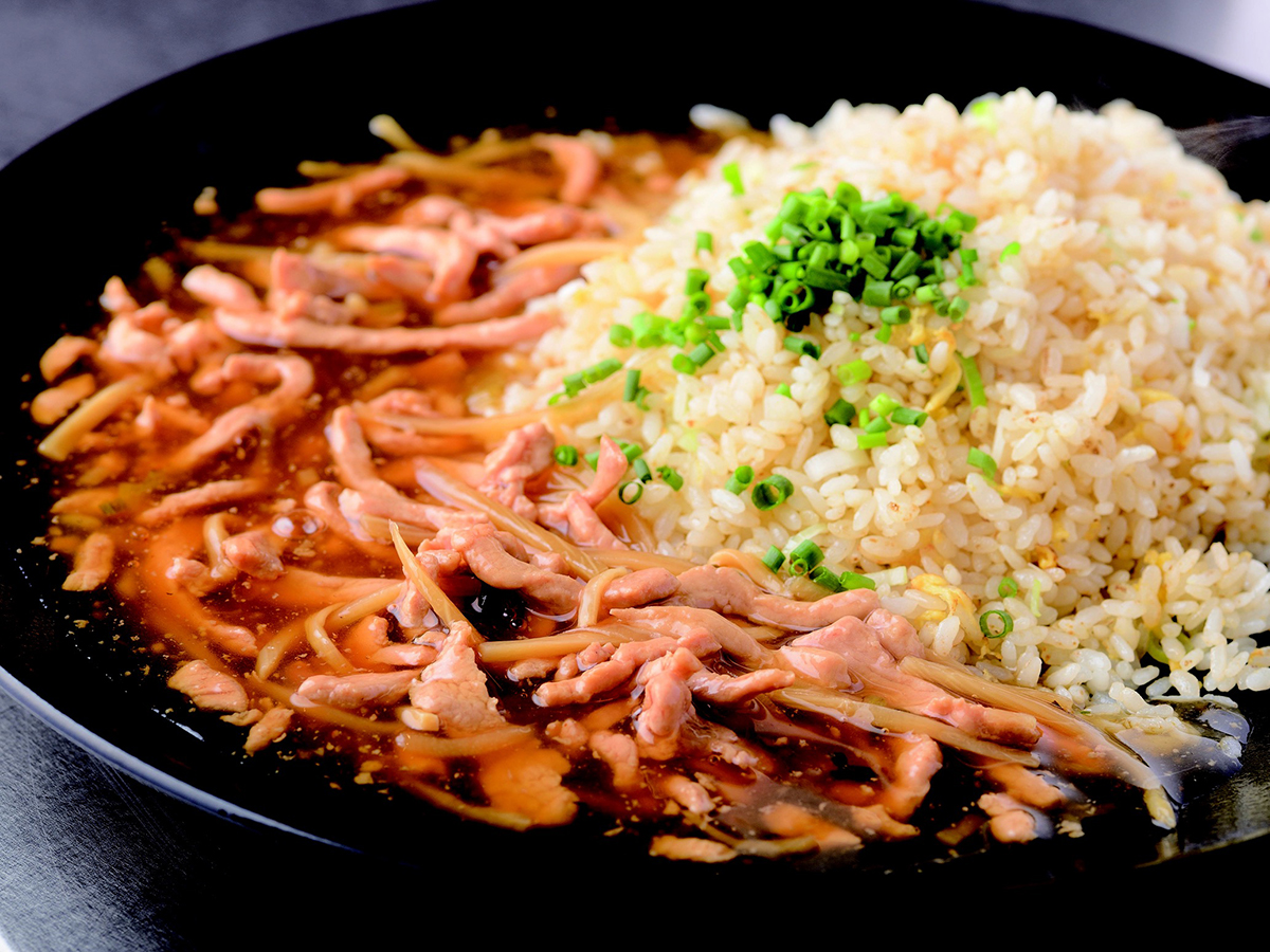 Tokyo Meat Fried Rice