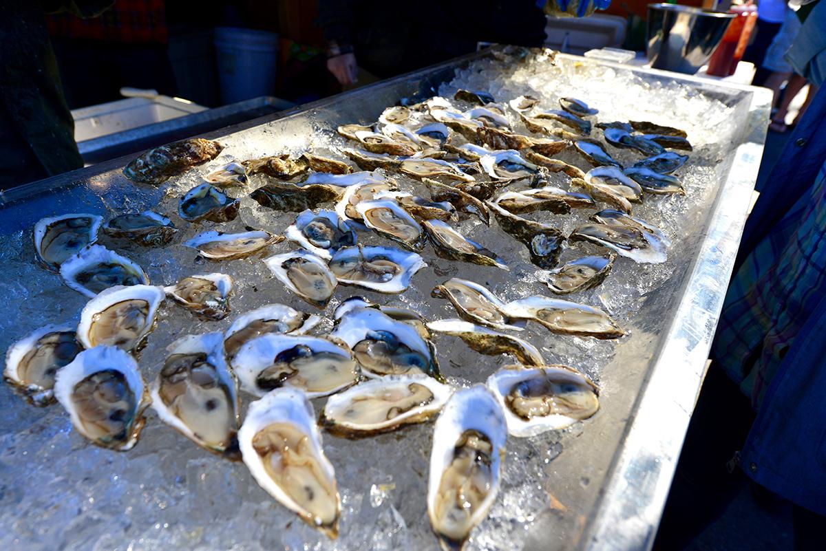 Wellfleet OysterFest 2015 photo by Flickr user PilotGirl / Creative Commons