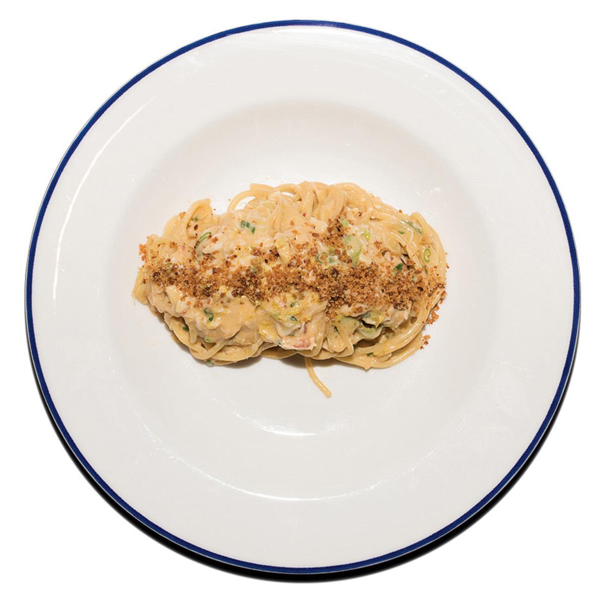 bar mezzana spaghetti sea urchin