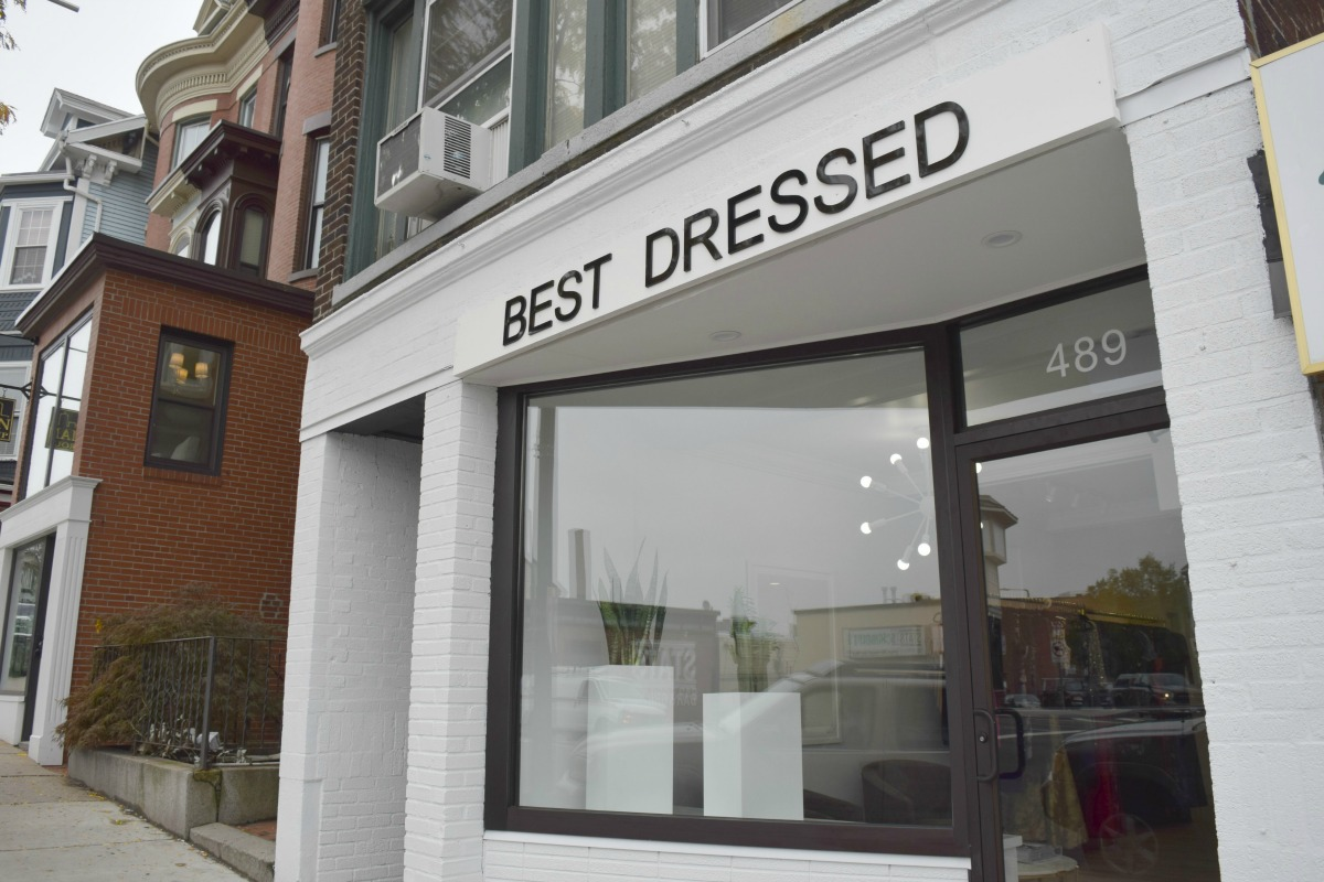 Best Dressed's new store in Southie