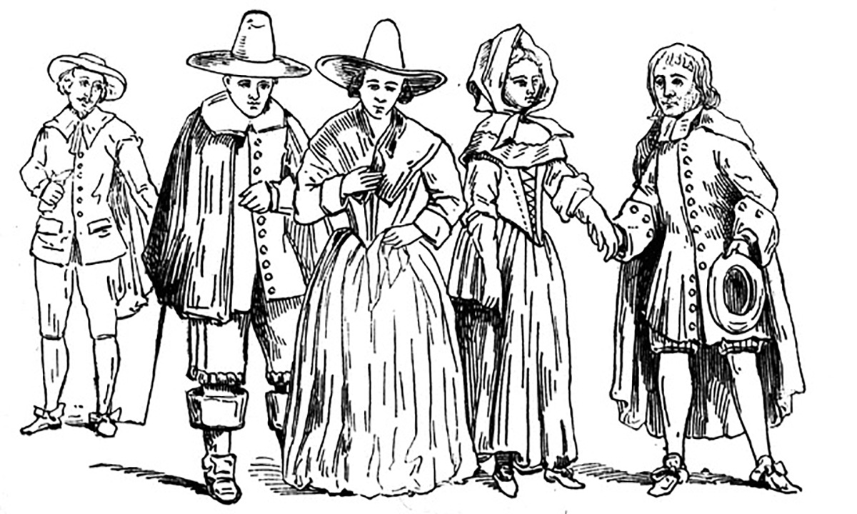 puritans and sex