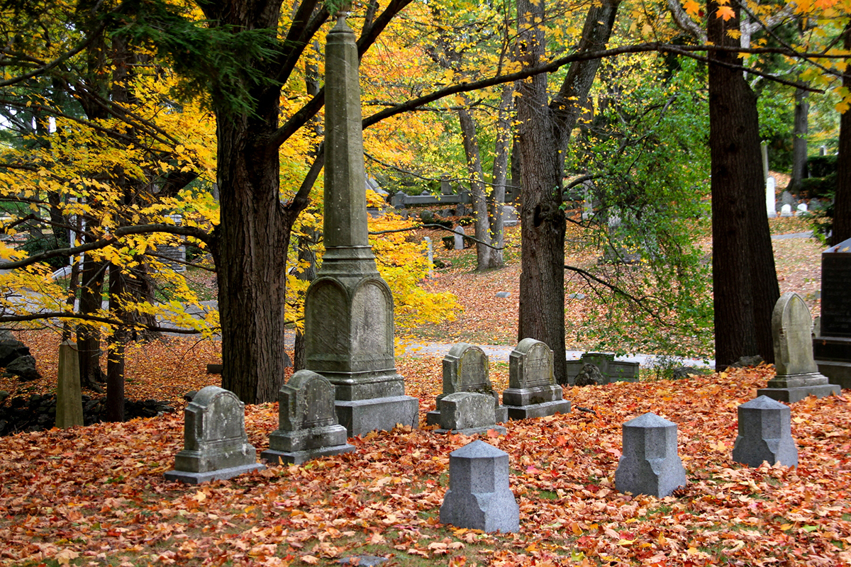 Five Historic Cemeteries to Visit in Boston