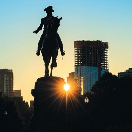 charlie baker daylight-saving time massachusetts boston square