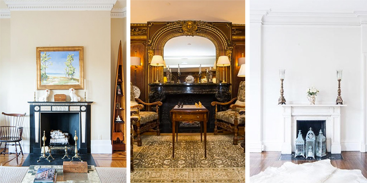Apartment hunting? Peruse these five apartments for rent in Boston with fancy fireplaces. Prepare to be warmed up.