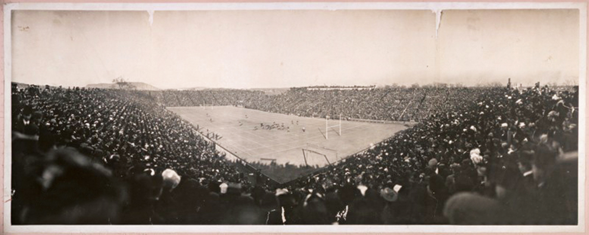harvard yale football game 1908 new haven