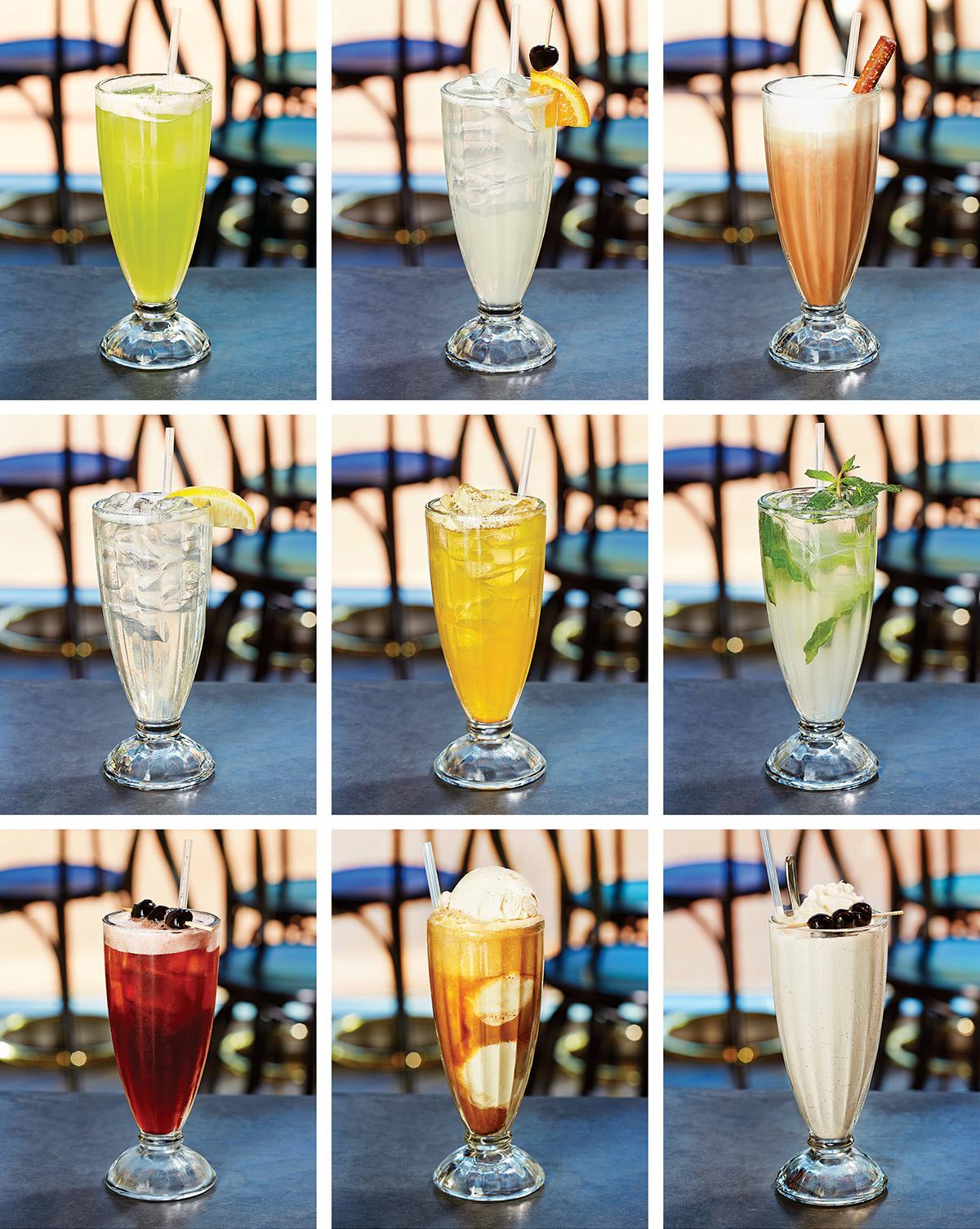 mamaleh's drinks