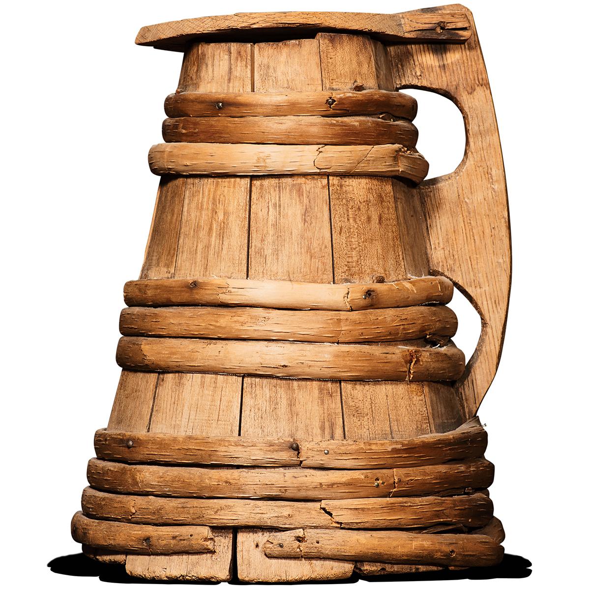 pilgrim beer tankard