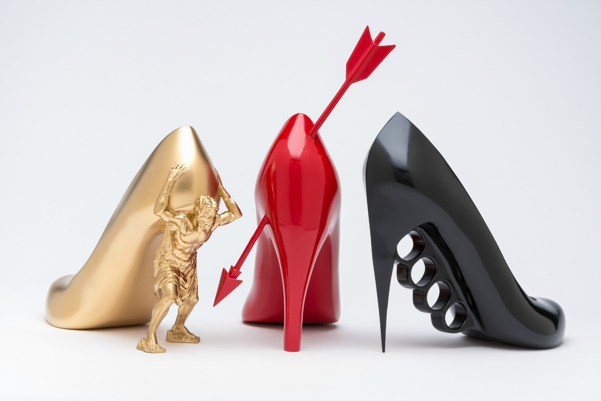 shoes exhibit peabody essex museum