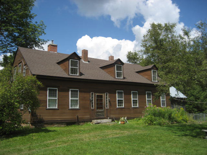 robert frost cottage vermont