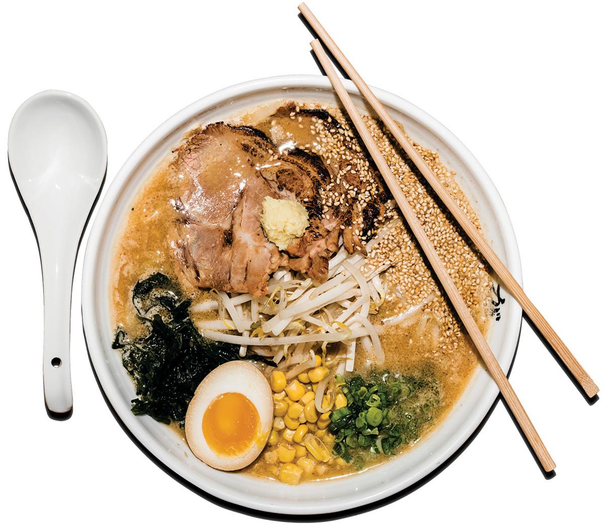sapporo style ramen hokkaido japan boston ganko ittetsu