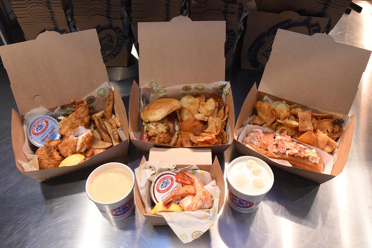 Image result for TD Garden Food