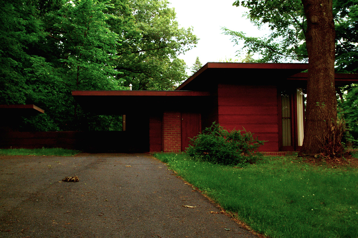 There S One Frank Lloyd Wright House In Massachusetts