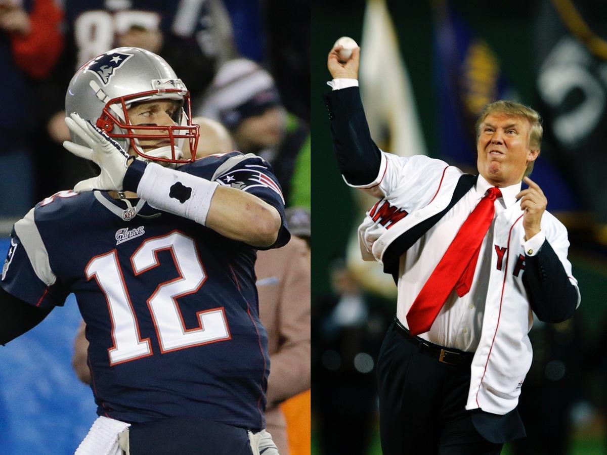 Photos via AP