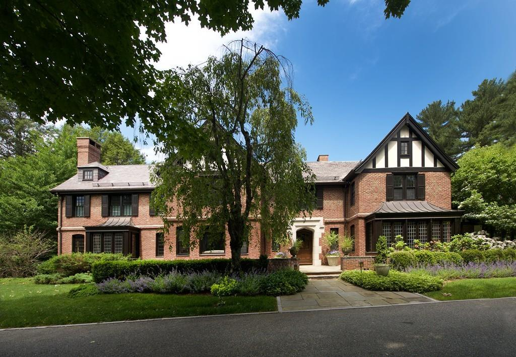 Five tudor homes for sale near boston boston magazine for Tudor style homes for sale