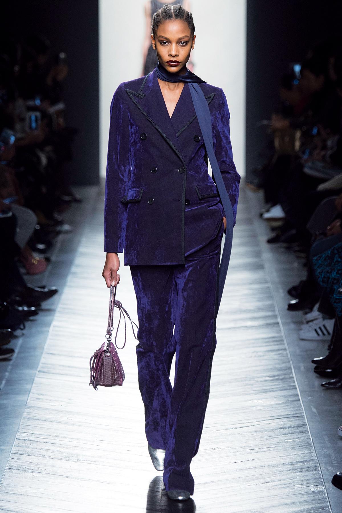 velvet fashion accessories