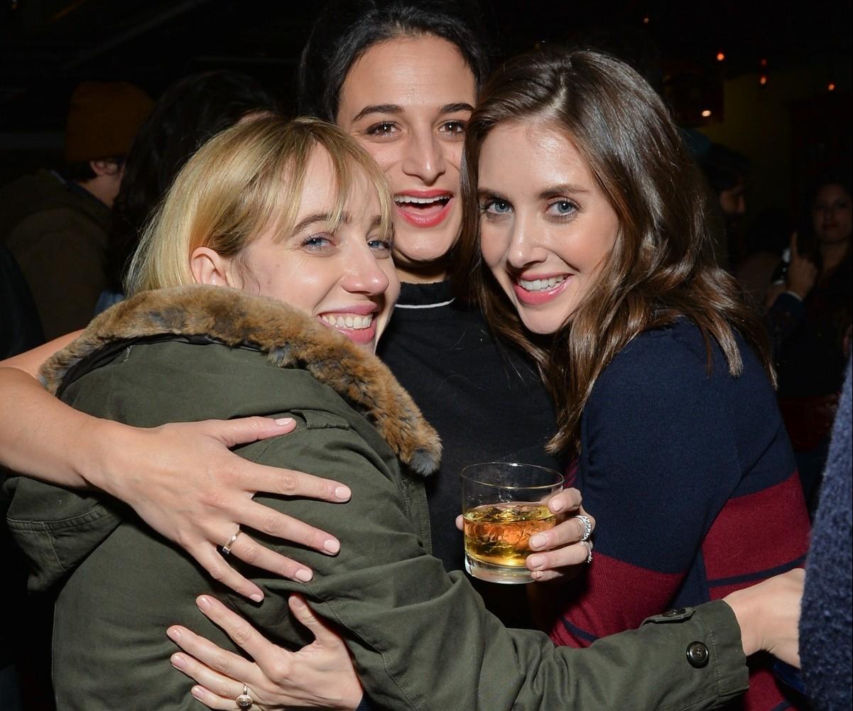 Zoe Kazan, Jenny Slate, Alison Brie