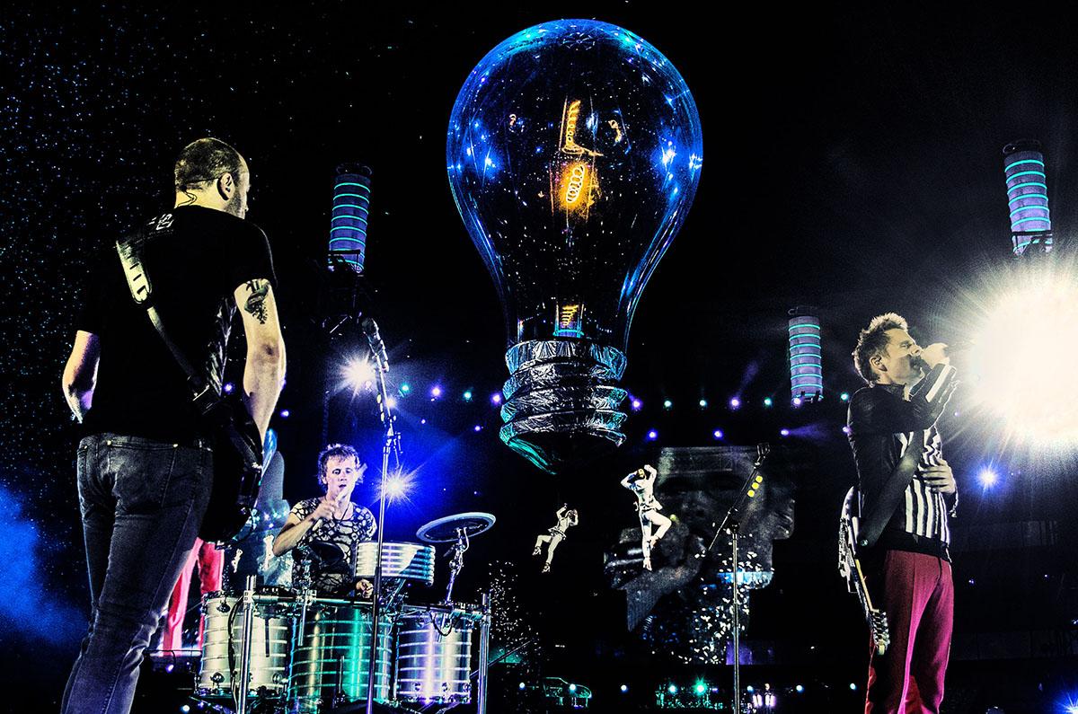 Muse: Drones Tour