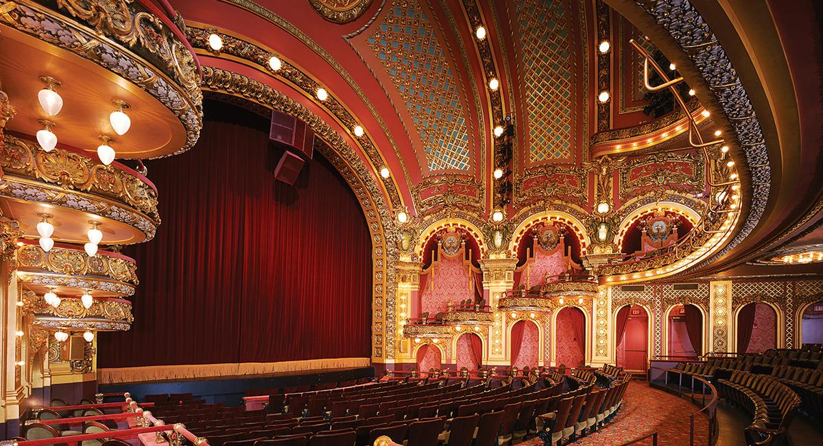 Landmark The Cutler Majestic Theatre Boston Magazine