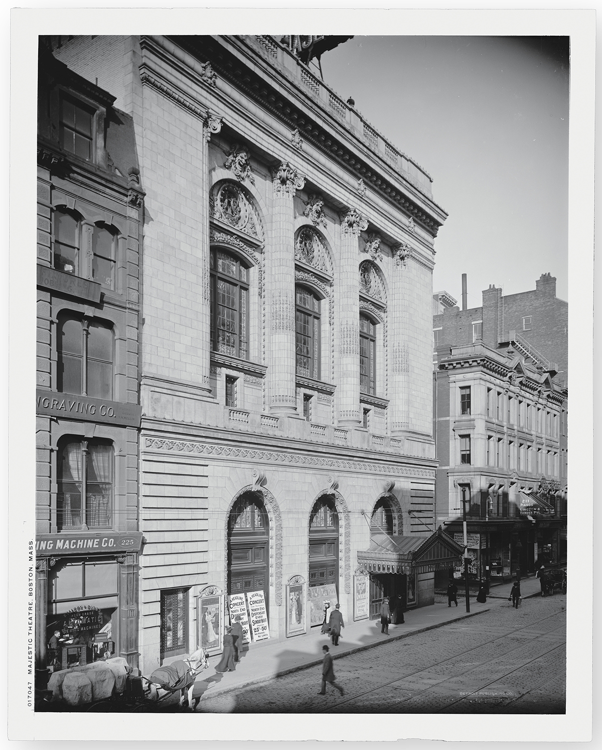 Cutler Majestic Theatre old