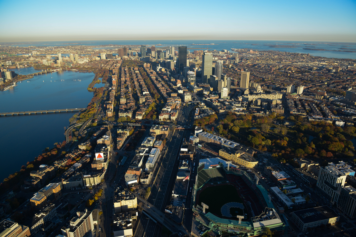 Boston helicopter tour no doors New England