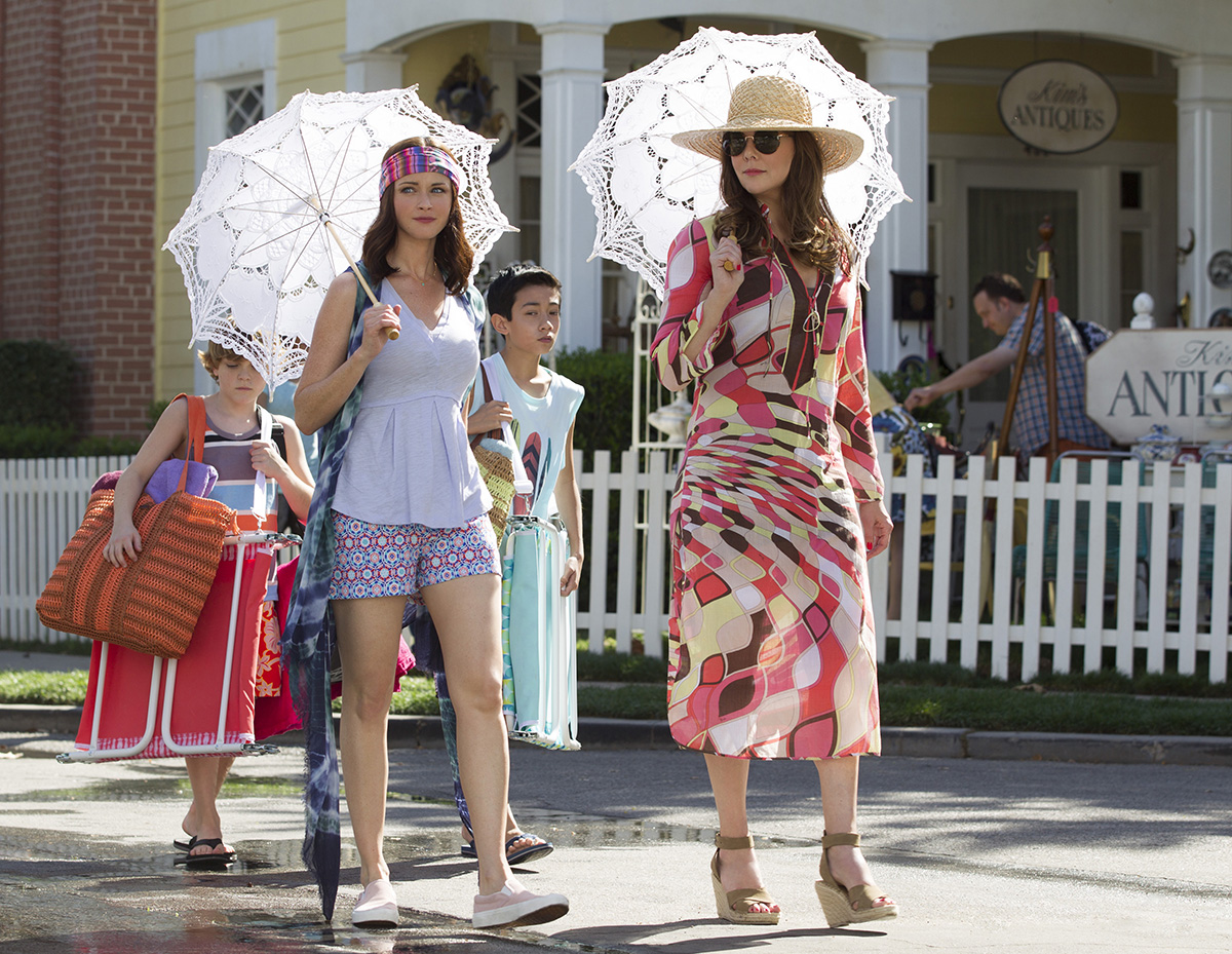 A scene from 'Gilmore Girls: A Year in the Life'
