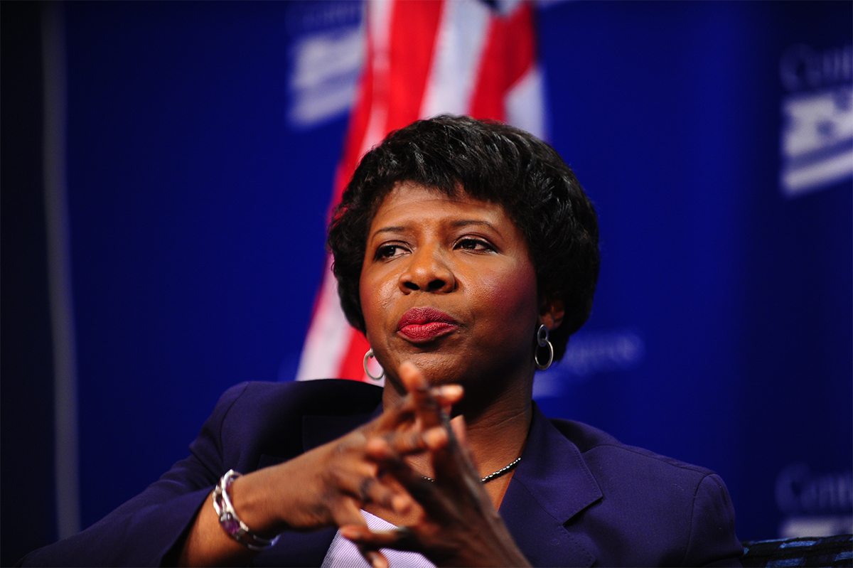 Gwen Ifill by Center for American Progress on Flickr/Creative Commons