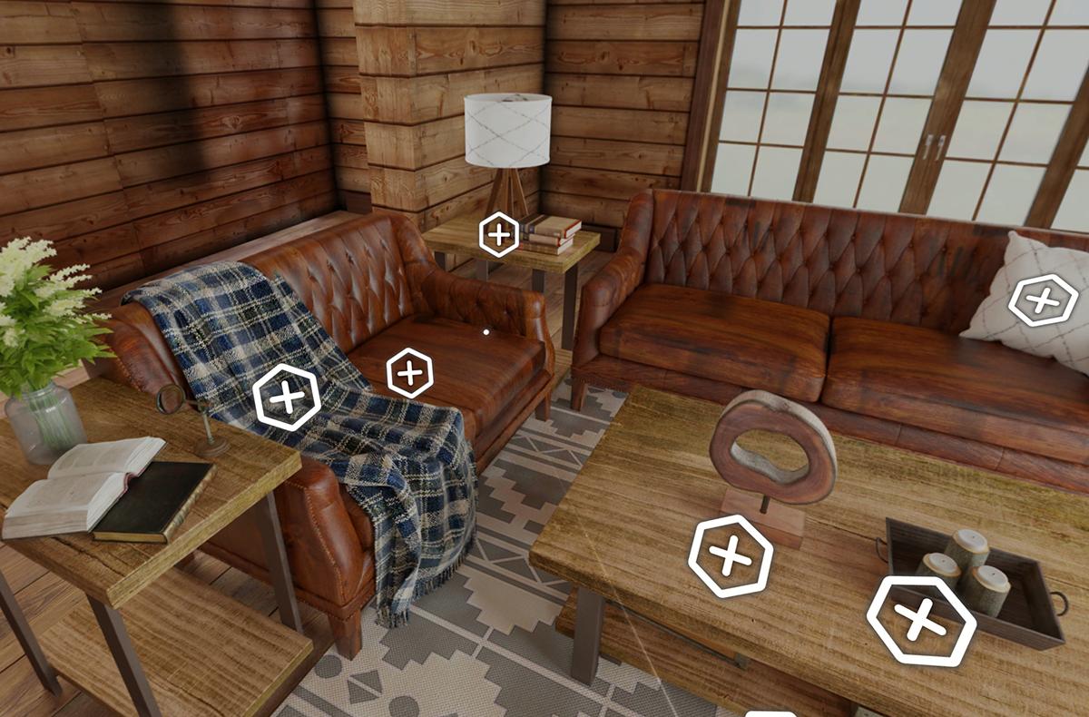 wayfair rolls out a home design virtual reality app. beautiful ideas. Home Design Ideas