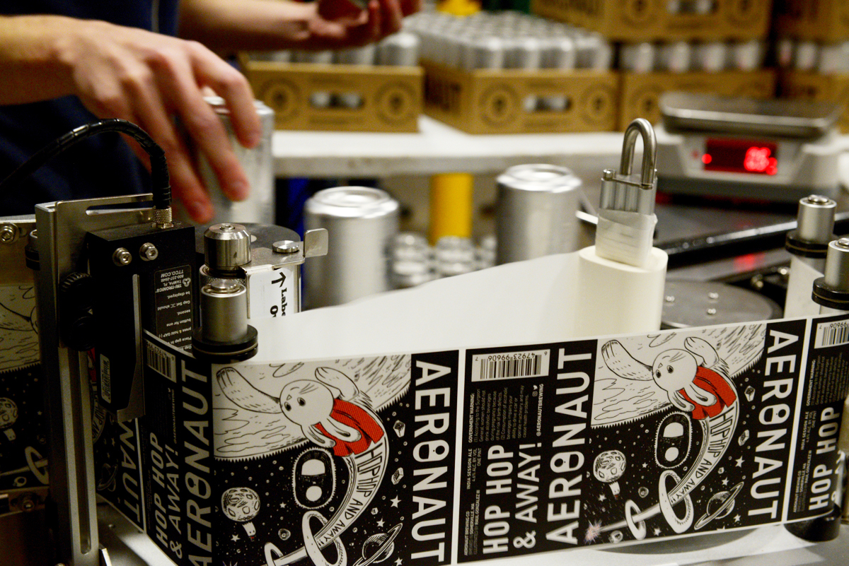 Iron Heart Canning Aeronaut 6