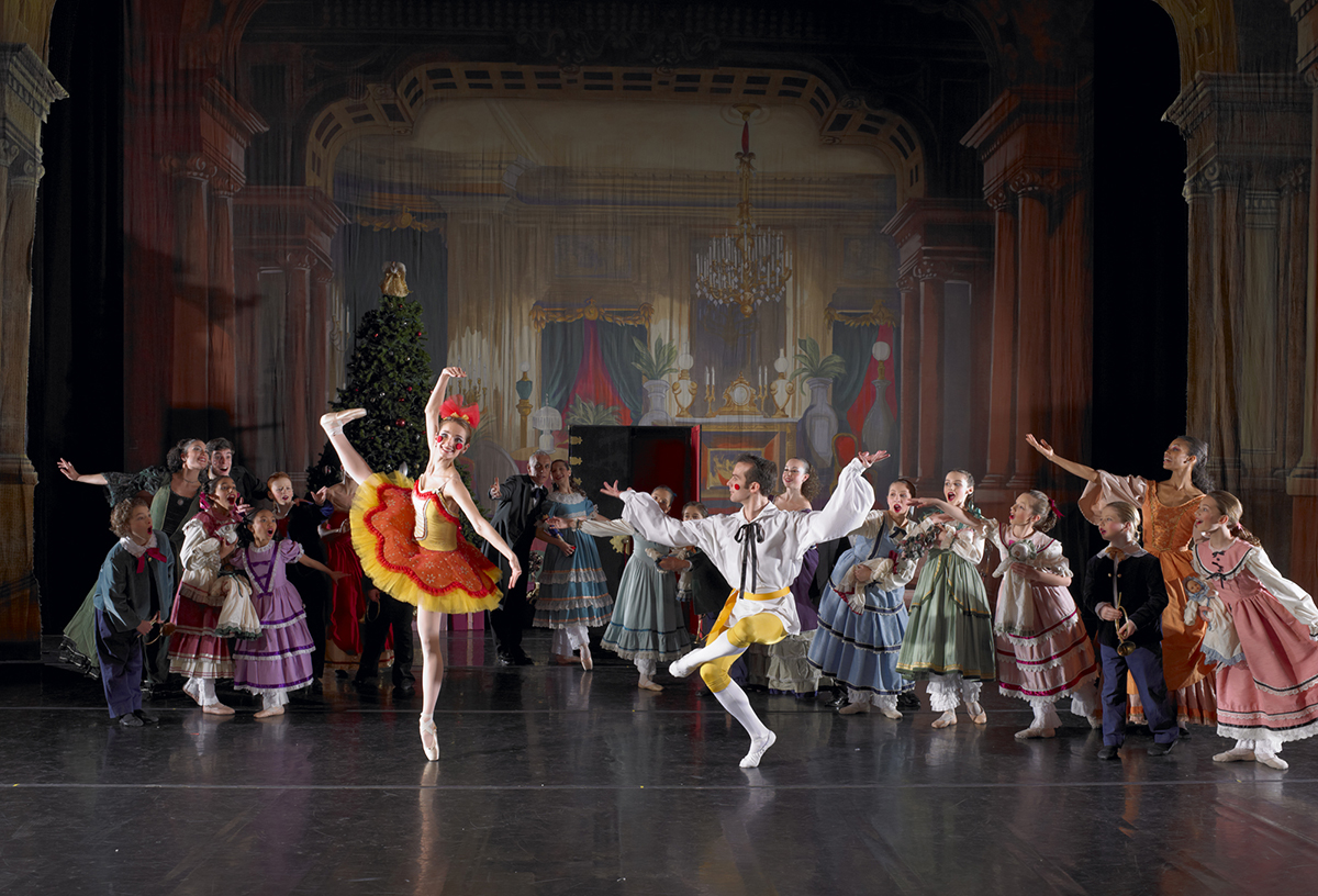 Photo courtesy of Josè Mateo Ballet Theatre