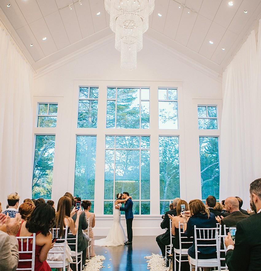 best wedding venue ballroom suburbs boston magazines