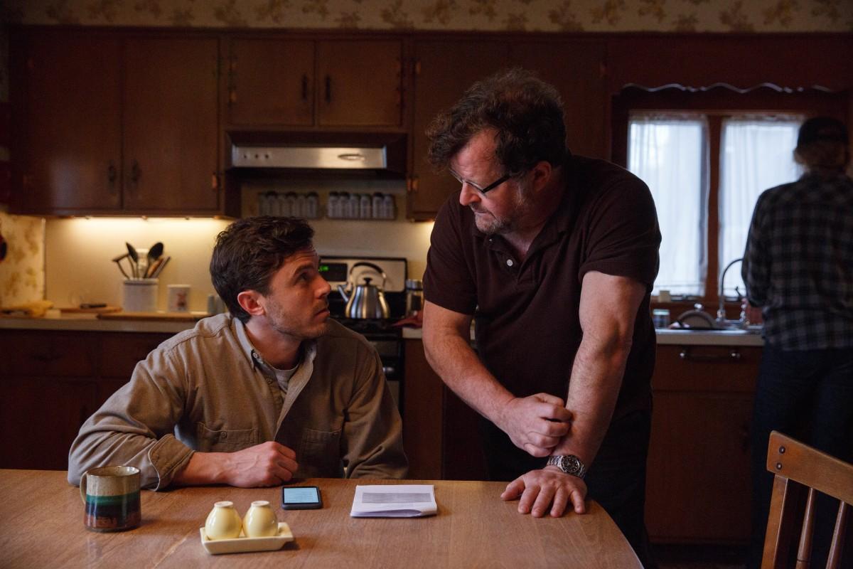 Casey Affleck and Kenneth Lonergan