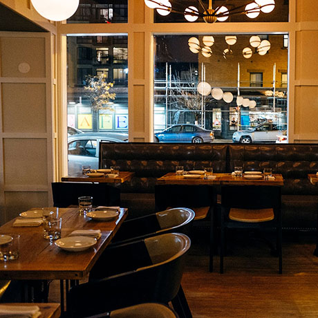 Mida restaurant in Boston