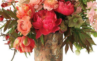 Wedding florist boston magazine mimosa junglespirit Choice Image