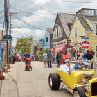 Is there anything better than summertime in the seaside town of Rockport? / Photograph by Jared Kuzia