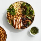 Sweetgreen Pesto Portobello bowl