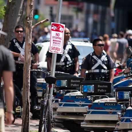 boston police sq