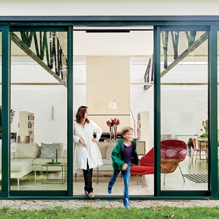 cambridge midcentury modern home renovation sq