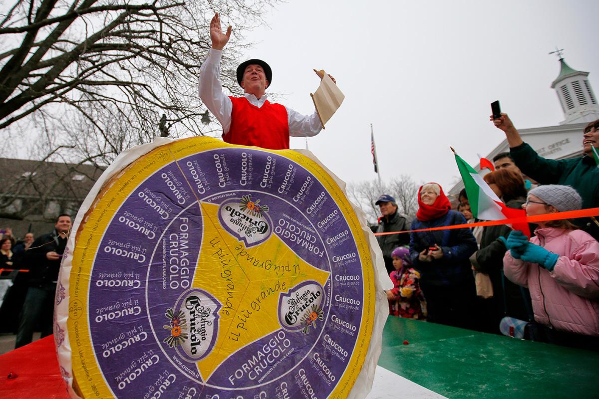 concord cheese parade
