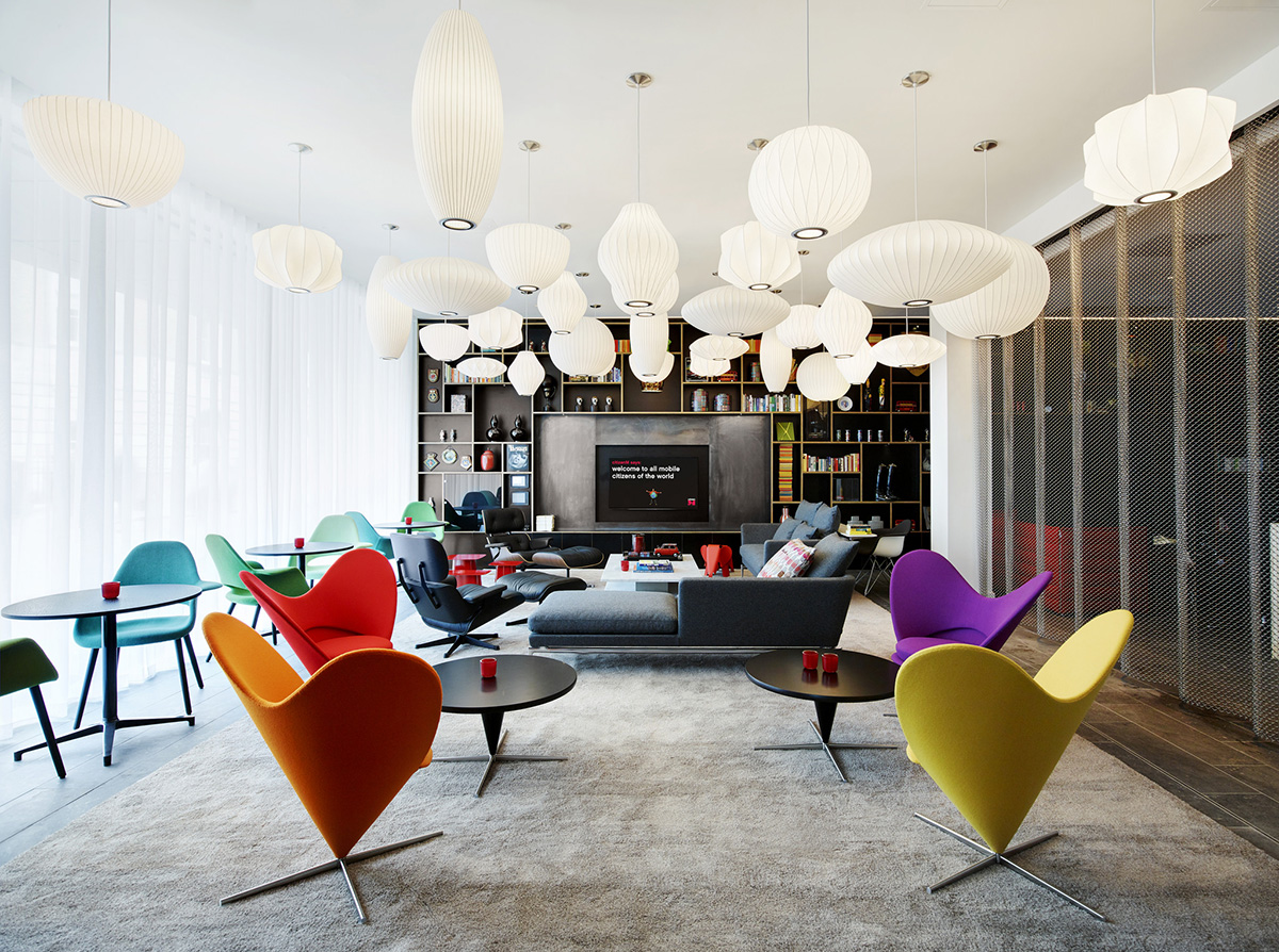 CitizenM Tower Of London Hotel Photo By CitizenM Hotels On Flickr/Creative  Commons
