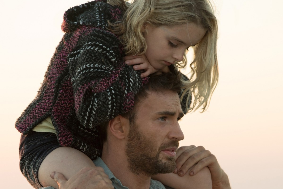 Chris Evans in 'Gifted'
