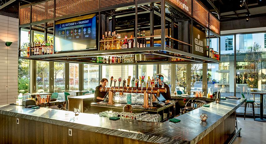 Glass house debuts in cambridge boston magazine
