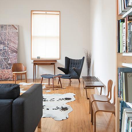 living small longest loft sq