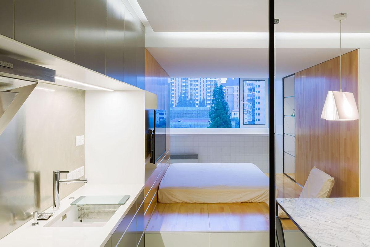 one room mansion