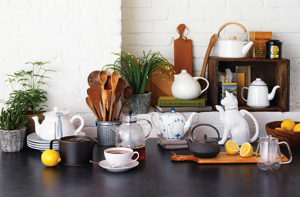 perfect ten teapots