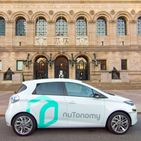 self-driving car sq